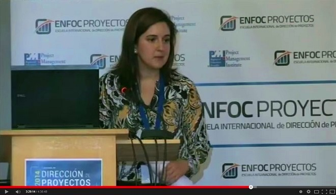 Mónica Iglesias, PMP