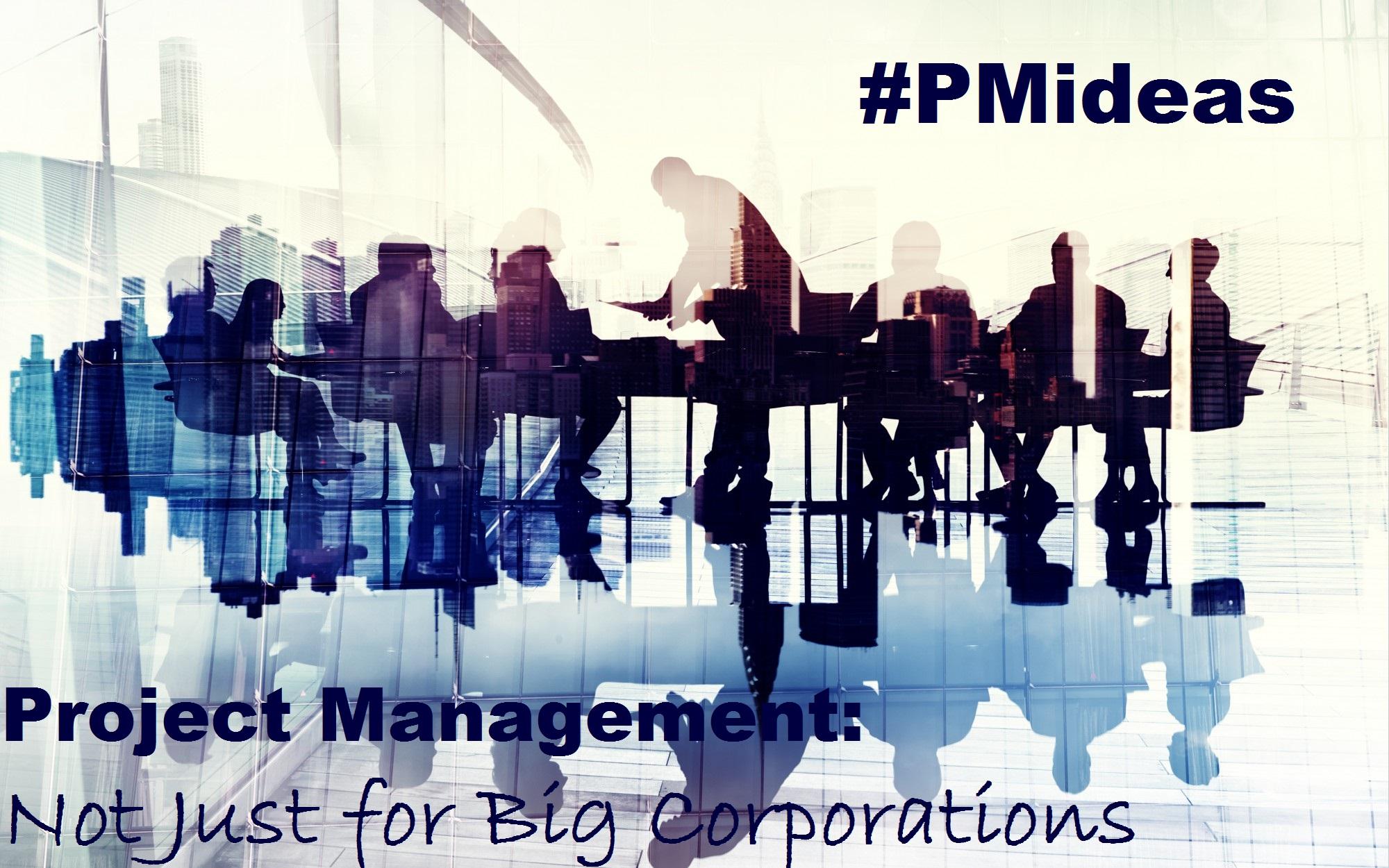 Project Management SMEs