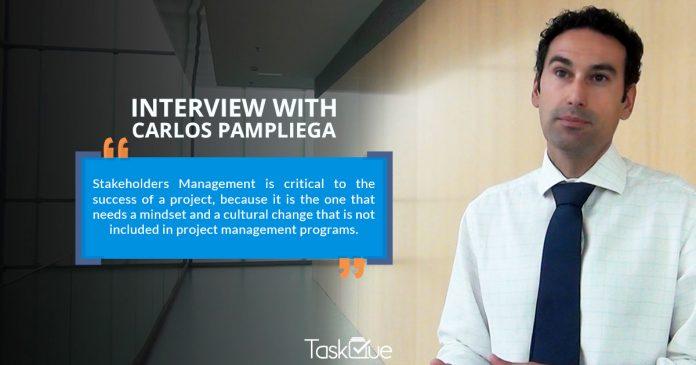 Project Risk Coach : Carlos J. Pampliega