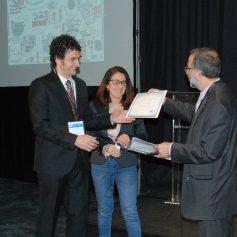 Luis Sanz Salinero, premio voluntario PMI